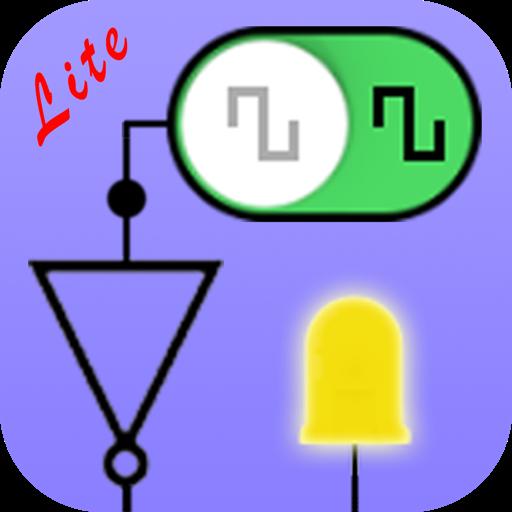 Logic Designer Lite : 数字逻辑门