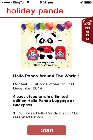 Download Hello Panda app for iPhone and iPad