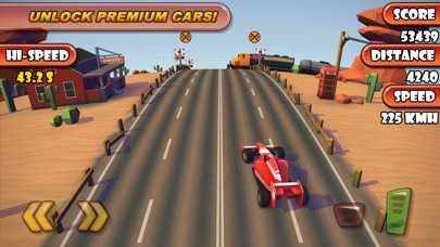 Screenshot 4 Highway Traffic Racer Planet