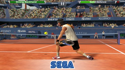 Virtua Tennis Challenge screenshot 4
