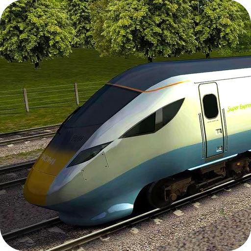 Subway Bullet Train Simulator: Driving Experience