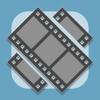 MultiVideo - 2つの動画を重ねて並べて再生できる -