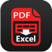 PDF Converter for Excel with OCR
