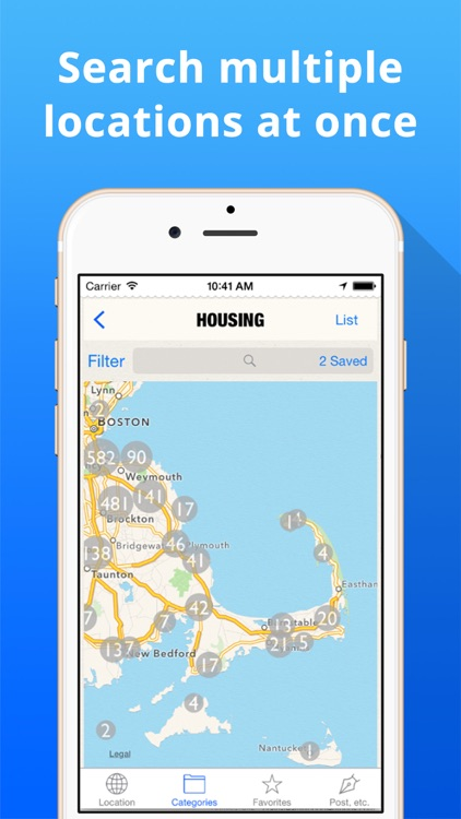 Daily Classifieds App (Daily for Craigslist prev ) by