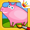 Farm Puzzle: Girls and Kids puzzles games