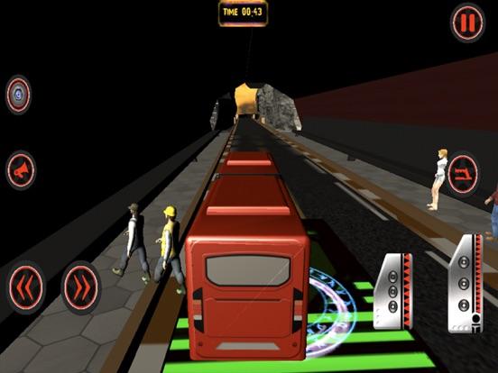 Hill Metro Bus Simulator 3d screenshot 6