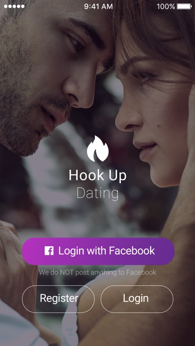 Dating apps just for hooking up