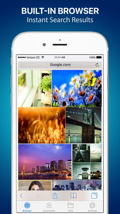 download Files Free - Private Browser, Music Video Manager apps 2