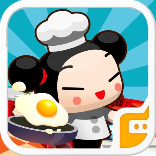 中国娃娃餐馆:Pucca's Restaurant【模拟经营】