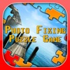 Photo Fixing Puzzle Game