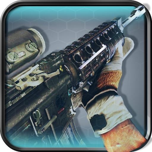真实射击:Real Strike – The Original 3D Augmented Reality FPS Gun App【VR实境射击】