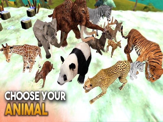 Скачать Animal Online: Cat Hunt-ing Sim-ulator