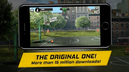 iBasket Pro- Street Basketball Screenshots