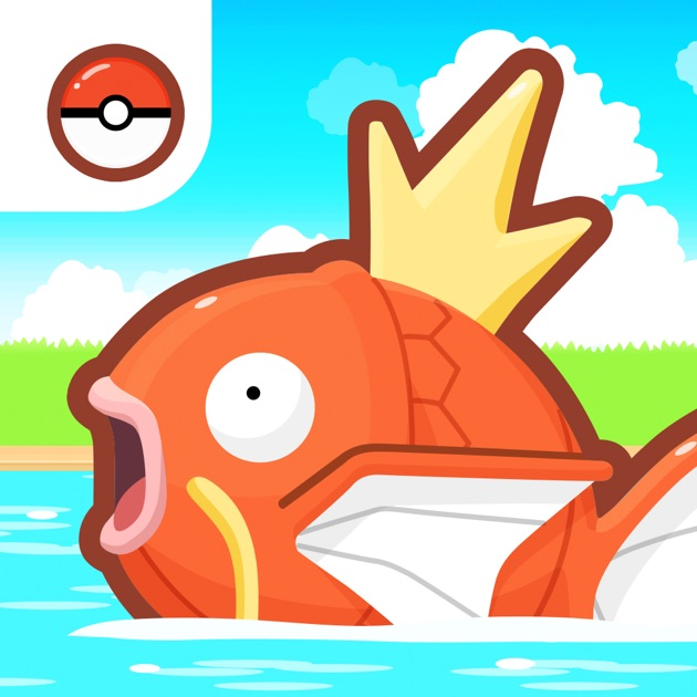Pokémon: Magikarp Jump on the App Store