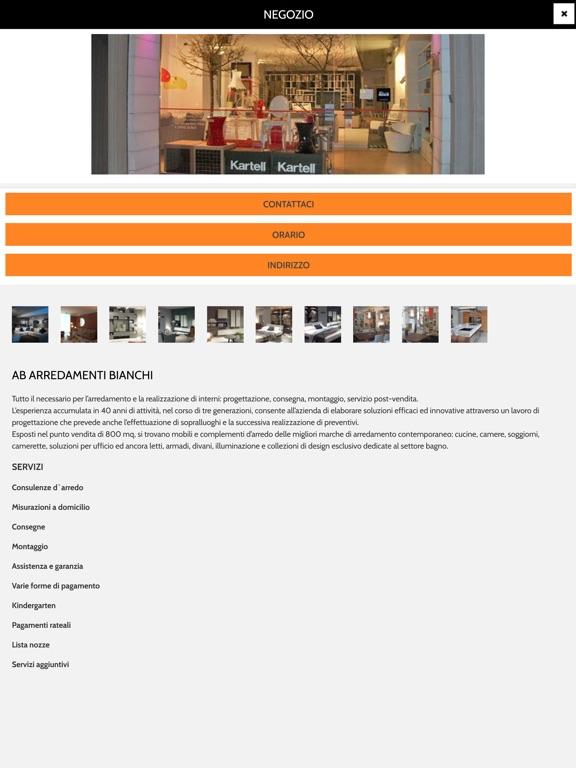 App shopper ab arredamenti bianchi shopping for Bianchi arredamenti firenze