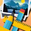 Tech Box Ltd - Graphic Maker Lab - Flat Design Creator artwork