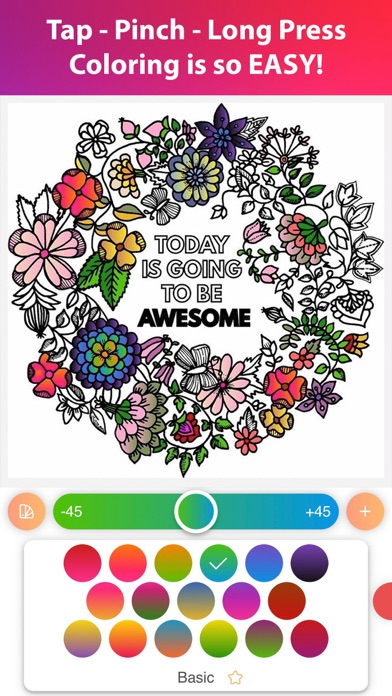 Color Matters Coloring Book On The App Store