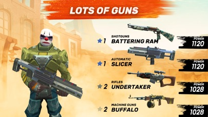 download Guns of Boom appstore review