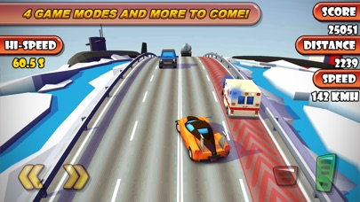 Screenshot 5 Highway Traffic Racer Planet