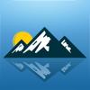 Altímetro de viaje Lite - Altitud GPS, Elevación