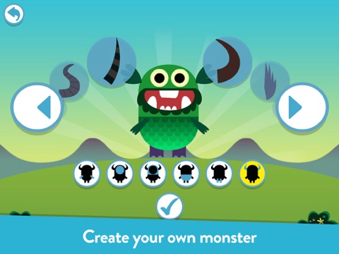 Teach Your Monster to Read - Phonics and Reading screenshot 1
