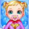 Superheld wächst die Geschichte - Spaß Spiele
