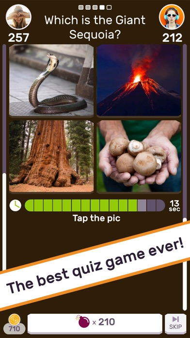 PlayPhoto : Trivia Picture Quiz 1000s of Quizzes Screenshot 5