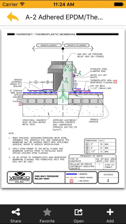 Versico Roofing Systems Screenshot 4