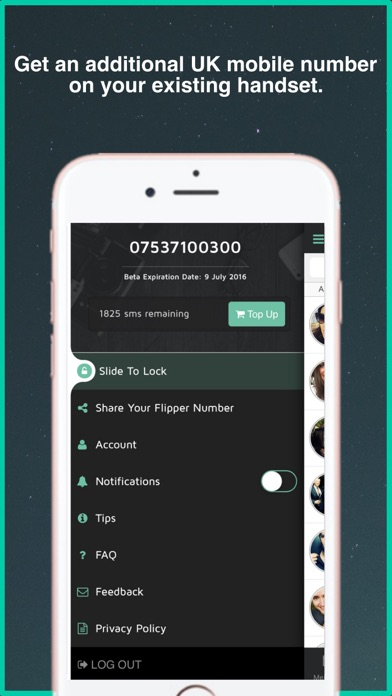 download Flipper - Additional UK mobile numbers appstore review