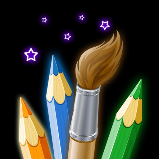 Highlighter HD lite app icon图