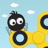 Itsy Bitsy Spider vs Figet spinners - Spinny game game free for iPhone/iPad