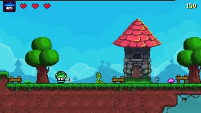 Скриншот Mushroom Heroes