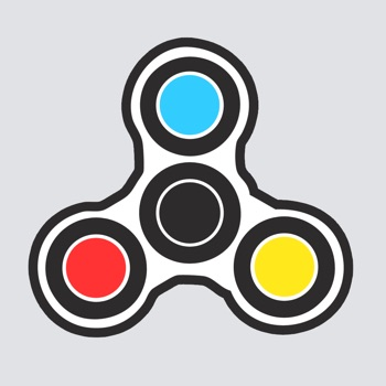 Spinny Fidget app for iphone