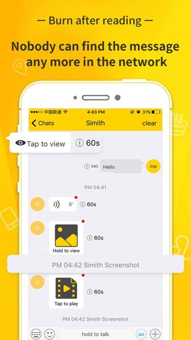 ShadowTalk Screenshots