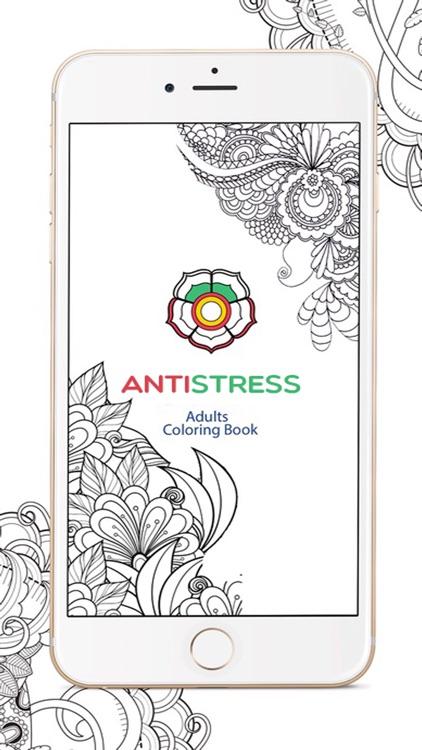 Best Anti Stress Coloring Book Screenshot 3