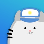 Poos Caboose - the world's cutest jumping game icon