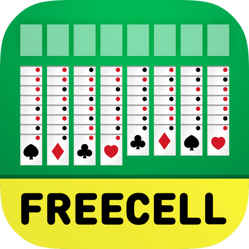 Freecell • Classic Solitaire Card Game By BetaUnltd LLC