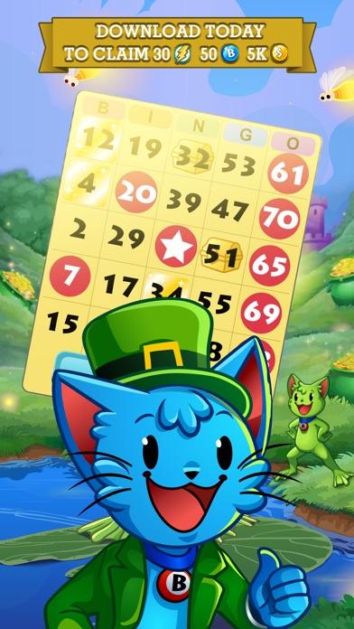 Bingo Blitz-Live Bingo & Slots iPhone