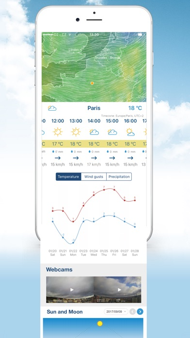 download Ventusky: Weather Maps apps 2