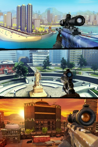 Sniper 3D: Fun FPS Shooting screenshot 3