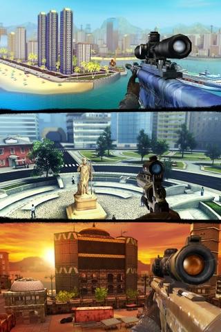 Sniper 3D: Fun FPS Shooting screenshot 3
