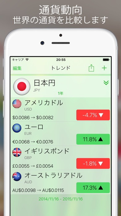 Currency+ (Currency C... screenshot1