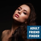 Adult friend finder: meet&chat icon