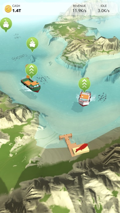 Скриншот Fishing Boss