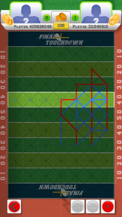 Final Touchdown Pro screenshot 4