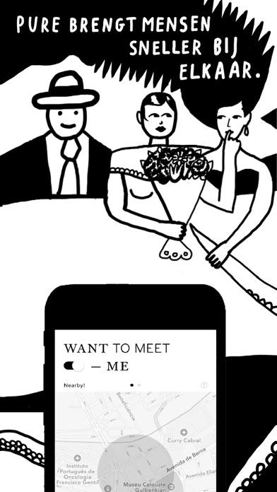 pure dating app Pues bien, tal y como está el panorama, nos encontramos con la app de pure: uber for dates, que no es más que una aplicación para tener citas,.