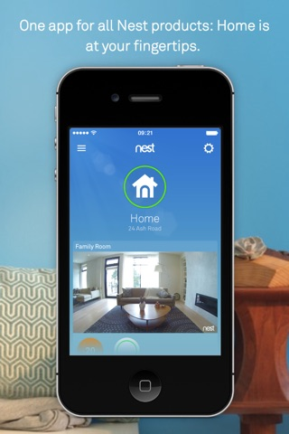 Nest - Your home in your hand screenshot 1