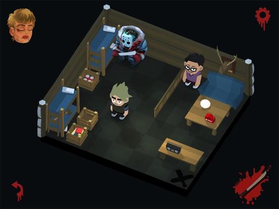 Friday the 13th: Killer Puzzle Screenshots