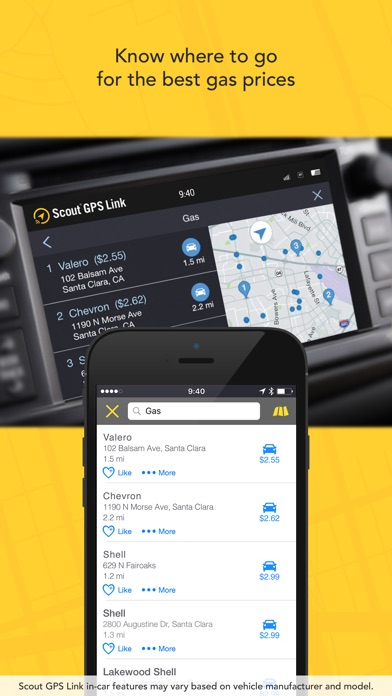download Scout GPS Link apps 0