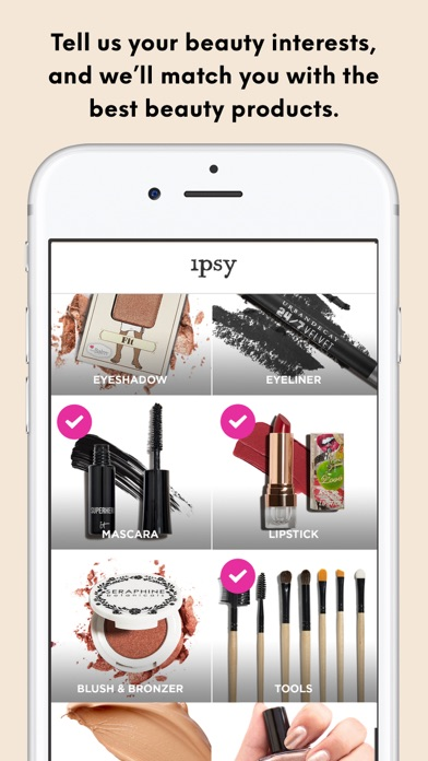 download ipsy - Beauty, products & tips apps 4